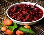 Oven Cranberry Sauce